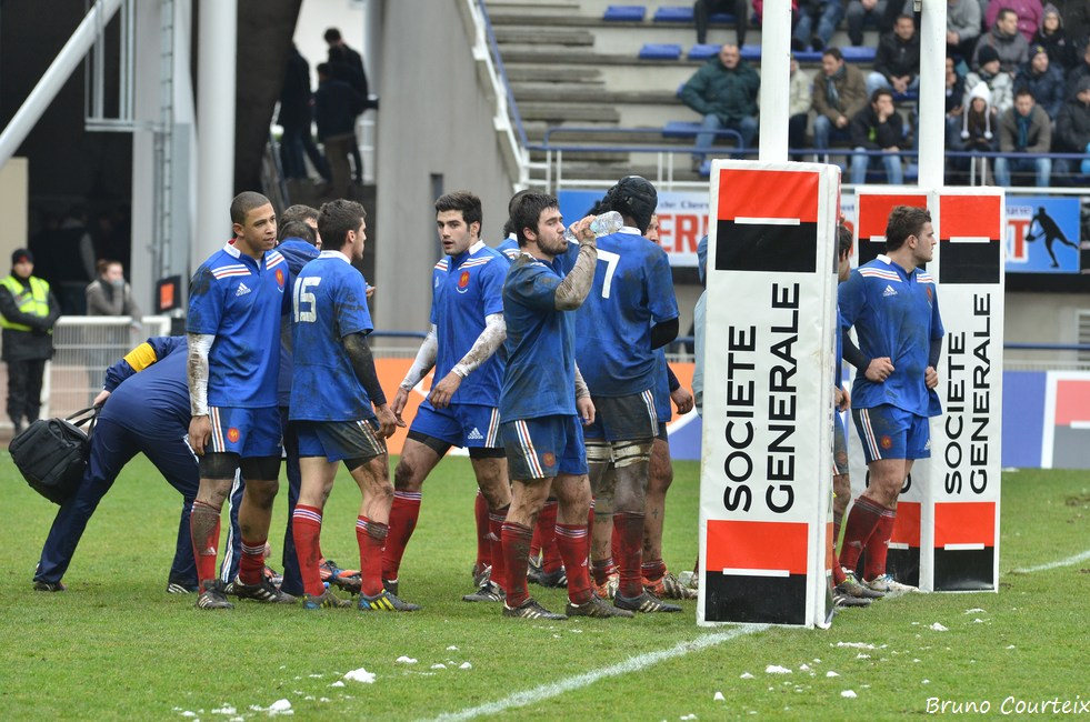 Rencontre 6 nations 2013