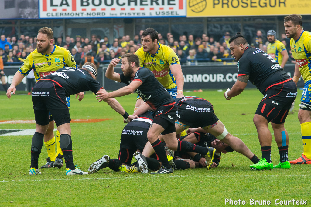Rencontre top 14 asm